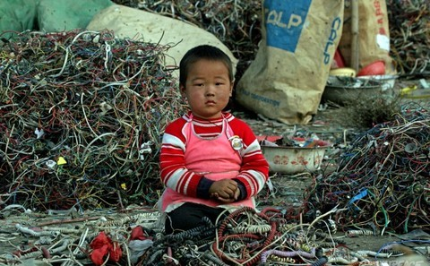 The Many Consequences of E-Waste