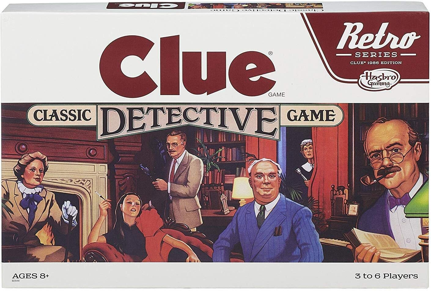 Counterfeit Detection – Like Playing the Game Clue