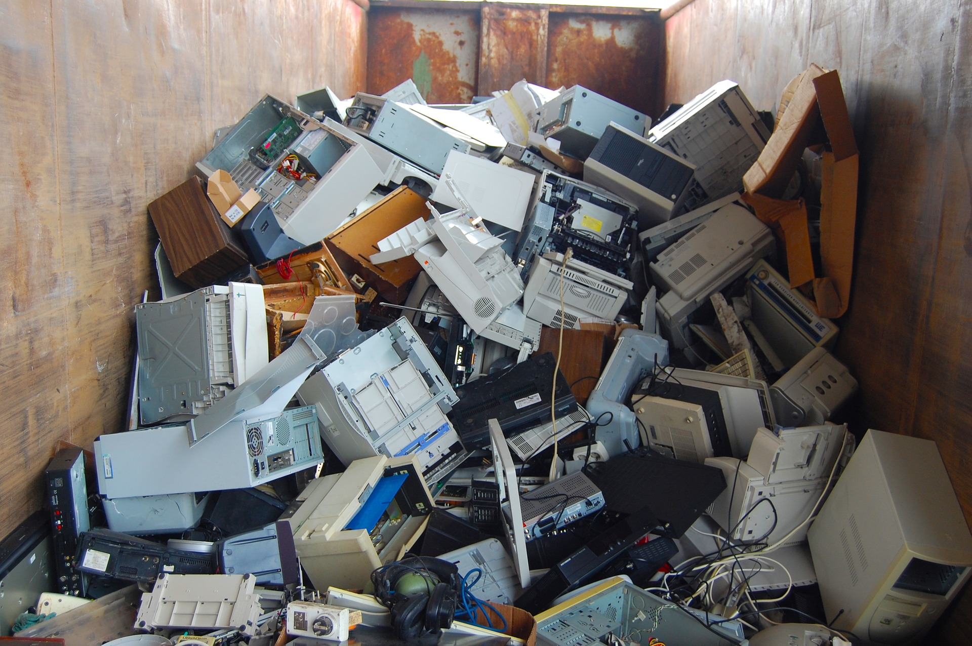 E-Waste Not Getting Any Better in the US