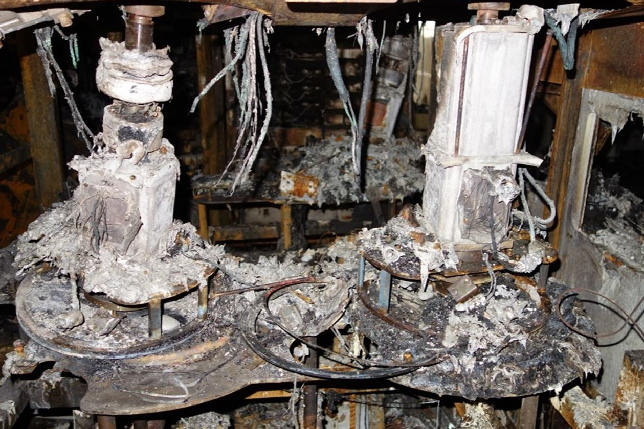 Fire at Renesas Chip Factory